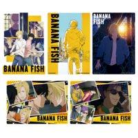 BANANA FISH クリアビジュアルポスター