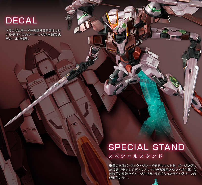 Bandai Premium Pg 1 60 Trans Am Riser Plastic Model