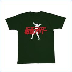 仮面ライダーTシャツ