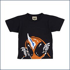 仮面ライダーTシャツ(子供)