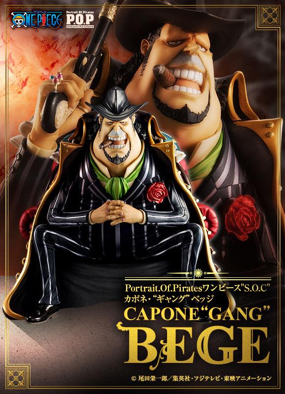 P.O.P  S.O.C. CAPONE GNG BEGE