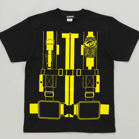 特命戦隊ゴーバスターズ Tシャツ ハーネスなりきり柄