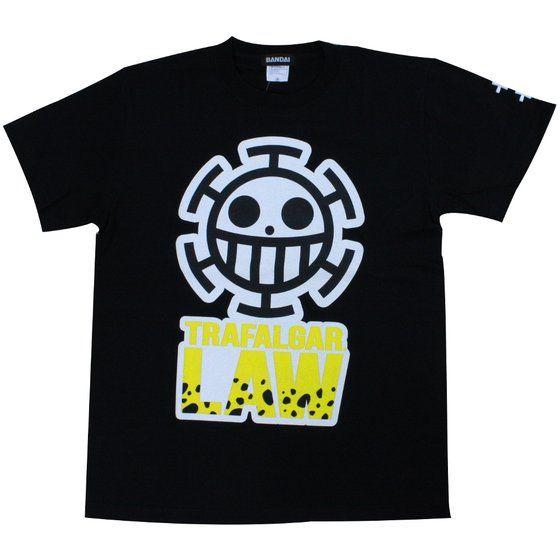 【再販】ワンピース Tシャツ トラファルガーロー柄