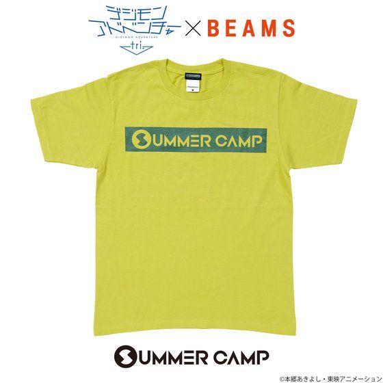 デジモンアドベンチャーtri. SUMMER CAMP Tシャツ