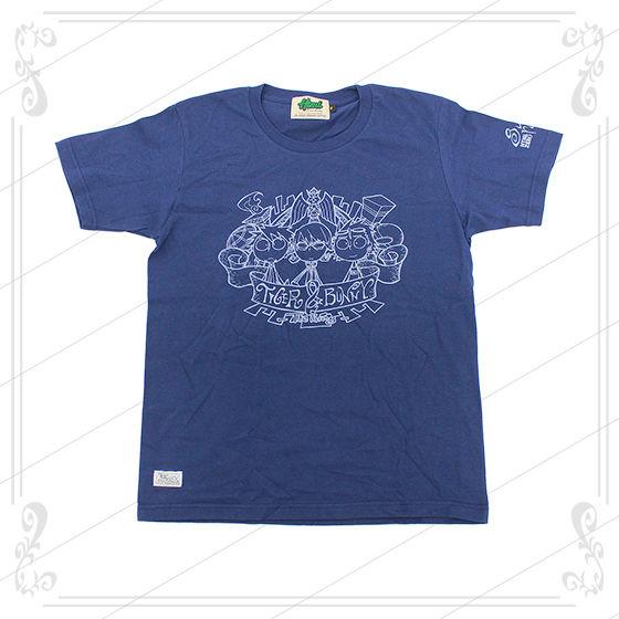 TIGER & BUNNY×HTML Three Heroes S/S Tee(Tシャツ)