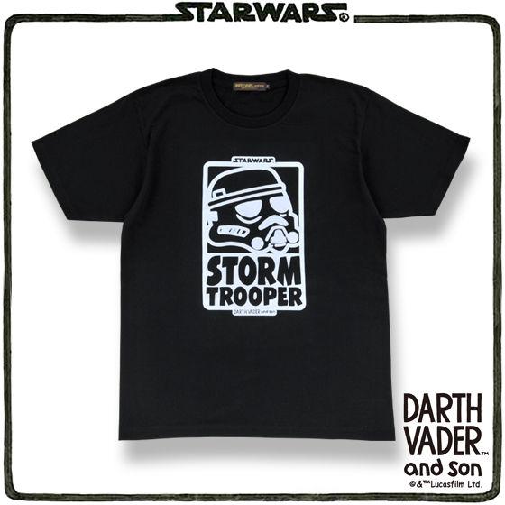 DARTH VADER and son ブラックシリーズ Tシャツ