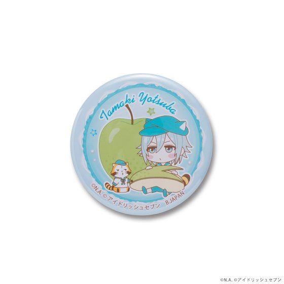 ラスカリッシュセブン〜フルーツイラスト缶バッジ〜