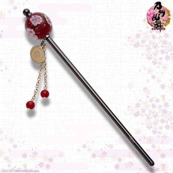 刀剣乱舞-ONLINE- とんぼ玉簪