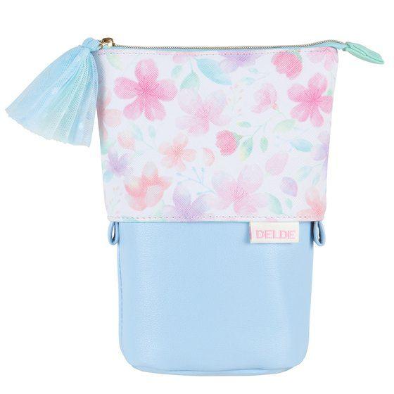 DELDE コスメポーチ Happy Spring (全4種)