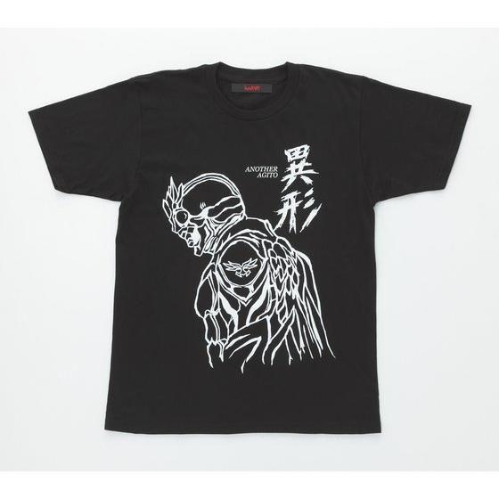 仮面ライダーアギト×haraKIRI アナザーアギト Tシャツ