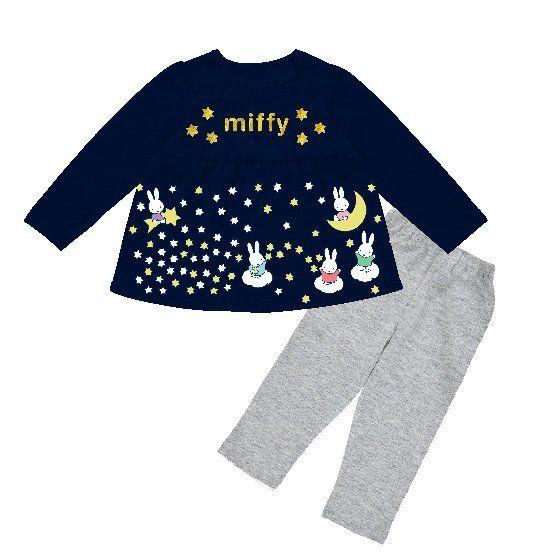 ミッフィー 寝ても覚めても光るパジャマ