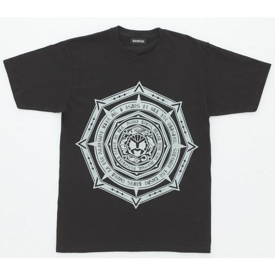 仮面ライダーウィザード ビースト魔法陣Tシャツ
