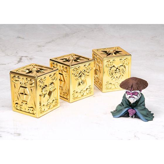聖闘士聖衣神話APPENDIX 黄金聖衣箱 Vol.1