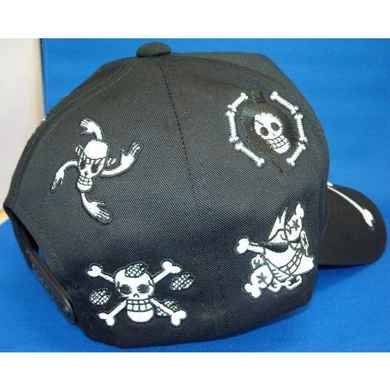 ワンピース CAP 麦わら海賊団海賊旗