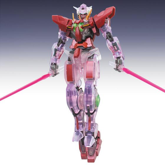 ROBOT魂<SIDE MS> ガンダムエクシア(トランザムクリアVer.)