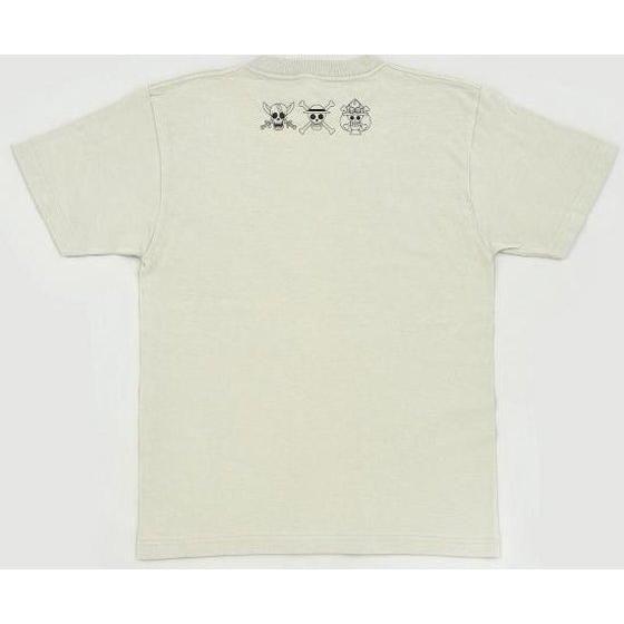 ワンピース ルフィ・エース・シャンクス Tシャツ