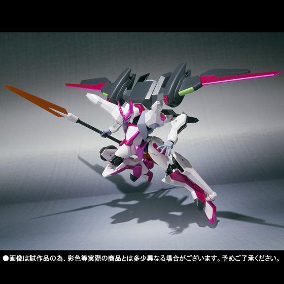 ROBOT魂 <SIDE KMF> ヴィンセント(グラウサム・ヴァルキリエ隊機)