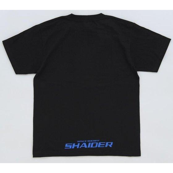 宇宙刑事シャイダーTシャツ