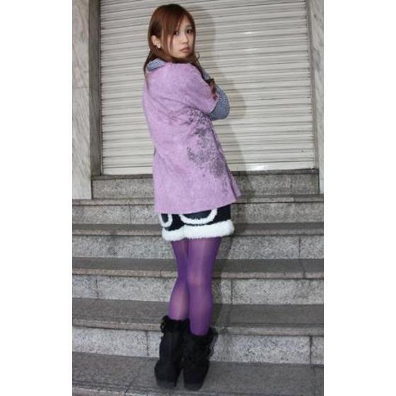 仮面ライダーフォーゼ 弦太朗 C&CデザインTシャツ(パープル)