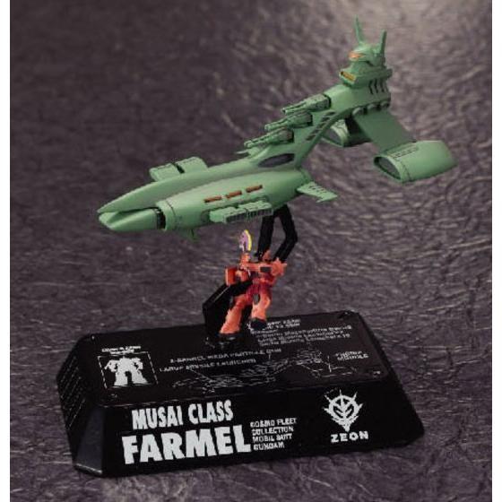 C.F.C. 機動戦士ガンダムスペシャルBOX01 「ルナツー脱出作戦」 <送料込み>