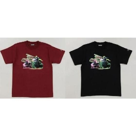 TIGER&BUNNY バイク柄Tシャツ