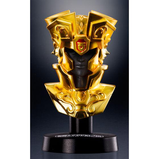 ジェミニ 謎の黄金聖闘士 (正面)