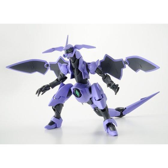 HG 1/144 ダナジン(紫カラー)