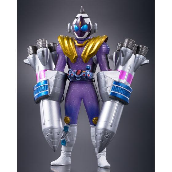 ライダーヒーローシリーズEX 仮面ライダーフォーゼ メテオなでしこフュージョンステイツ 重塗装版