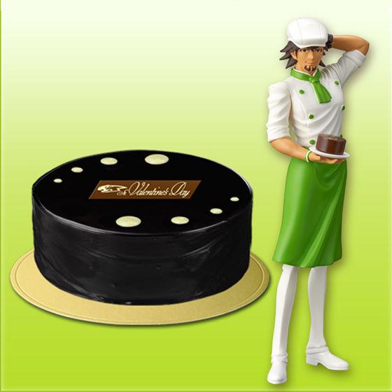 TIGER & BUNNY Valentine Cake from 虎徹