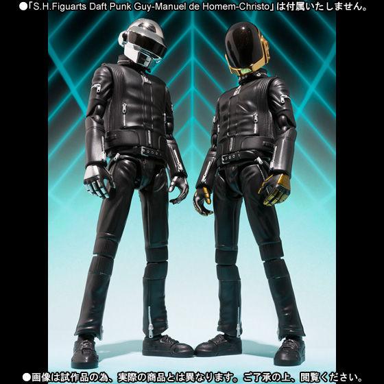 S.H.Figuarts Daft Punk Thomas Bangalter
