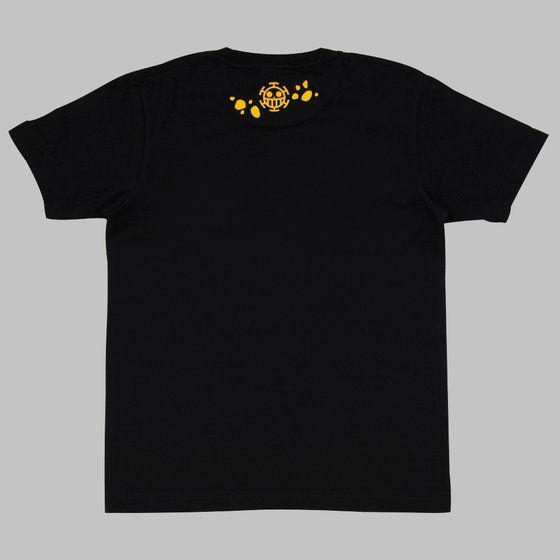ワンピース Tシャツ トラファルガー・ロー ルーム柄