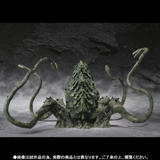 S.H.MonsterArts ビオランテ