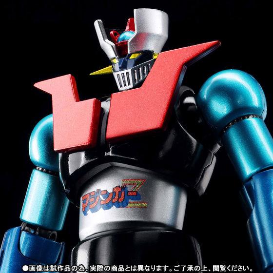 【先着・順次発送】スーパーロボット超合金 マジンガーZ ジャンボマシンダーカラー