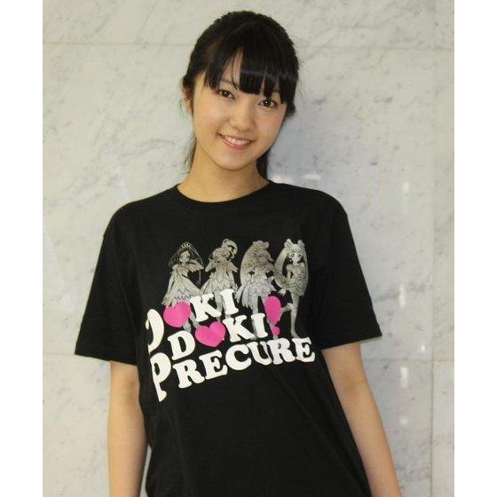 ドキドキ!プリキュア ロゴ柄Tシャツ