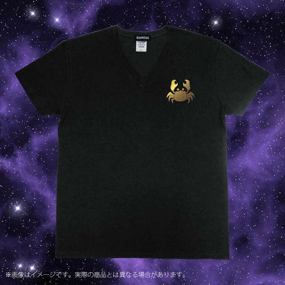 聖闘士星矢 ブレイブ・ソルジャーズコラボTシャツ 蟹座