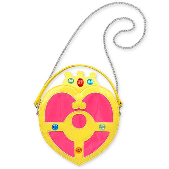 美少女戦士セーラームーン×SPINNS コズミックハートコンパクトバッグ