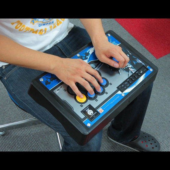 マキシ playstation arcade stick 機動 for vs extreme on ブースト 戦士 4 ガンダム 『機動戦士ガンダム EXTREME