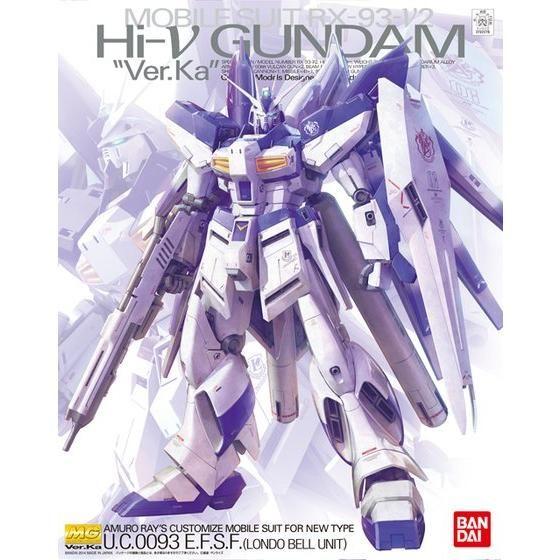 MG 1/100 Hi−νガンダム Ver.Ka