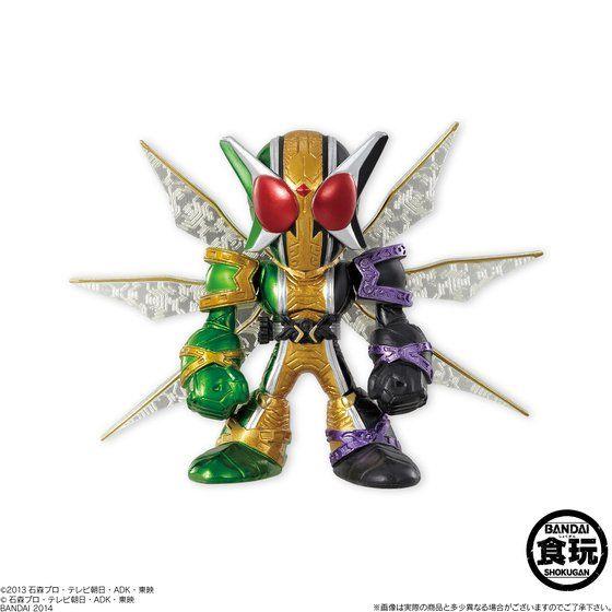 THE 仮面ライダーズEX(10個入)