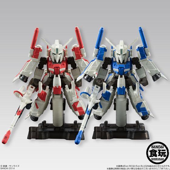 FW GUNDAM CONVERGE EX04 ハミングバード(Ver.RED)  【MSZ-006C1[Bst]  ZプラスC1型】