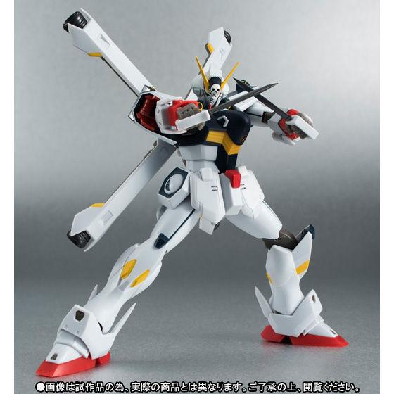 ROBOT魂 〈SIDE MS〉 クロスボーン・ガンダムX1改(フルアクションVer.)