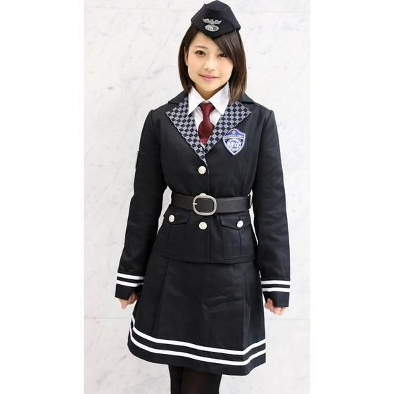スーパーヒーロー大戦GP 詩島霧子 制服(ジャケット、スカートセット) ショッカーver.