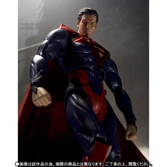 S.H.Figuarts スーパーマン(INJUSTICE ver.)