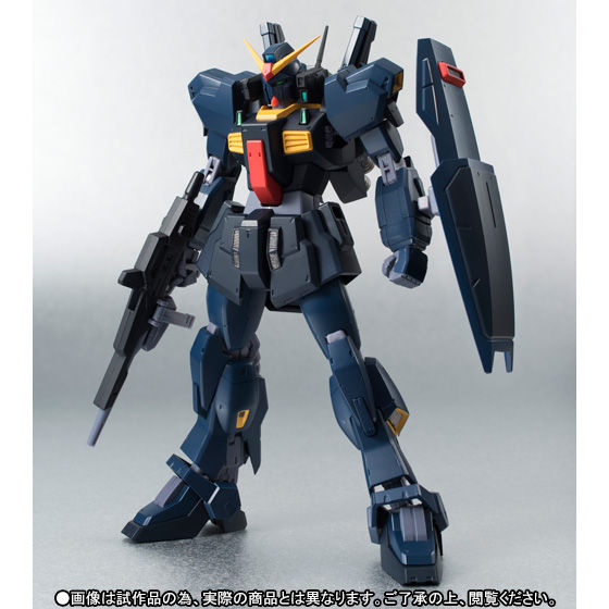 ROBOT魂 〈SIDE MS〉 ガンダムMk-II(ティターンズ仕様)