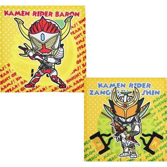 仮面ライダー鎧武 マイクロファイバーミニタオル(バロン/斬月・真)