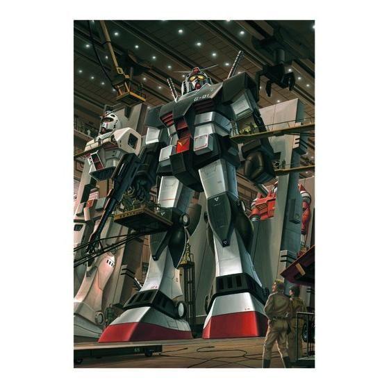 ガンプラボックスアートコレクション 1/144プロトタイプガンダム 【受注生産】