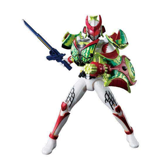 AC PB08 仮面ライダー斬月&仮面ライダーバロン 鎧武外伝セット