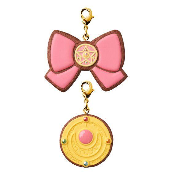 【2個セット販売】 チャーム・パティスリー 美少女戦士セーラームーン クッキーチャームアソート