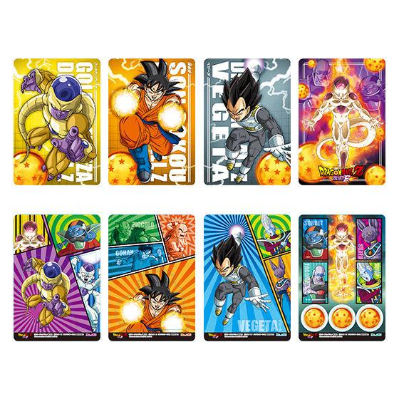 ドラゴンボールZ カード&シールコレクション