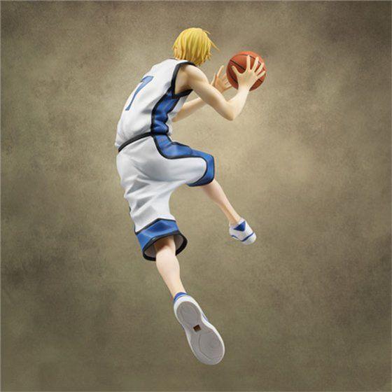 黒子のバスケフィギュアシリーズ 黄瀬涼太 白ユニフォームver.